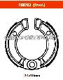 FERODO FSB702 - Комплект тормозных колодок для мотоциклов
