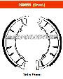 FERODO FSB855 - Комплект тормозных колодок для мотоциклов
