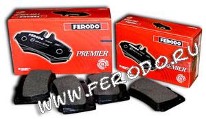 Тормозные колодки Ferodo Premier