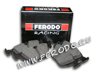 Тормозные колодки Ferodo Racing DS 2000
