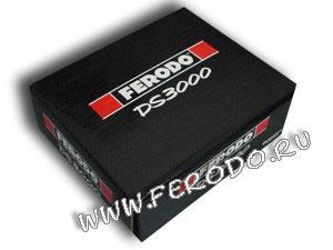 Спортивные тормозные колодки FERODO RACING DS 3000